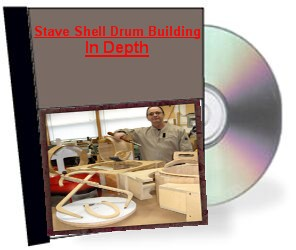 Stave Shell Drum Building In Depth